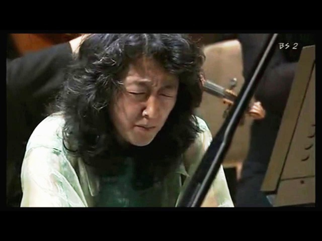 MITSUKO UCHIDA ~ Beethoven Piano Concerto 5 Seiji Ozawa Saito Kinen Orchestra
