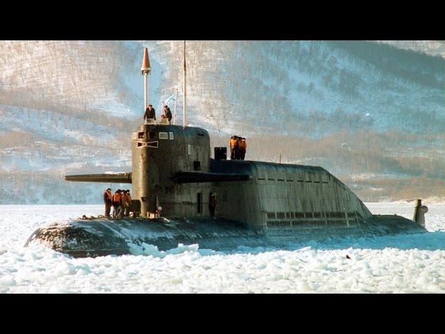 Атомная подводная лодка проекта 667 БДРМ