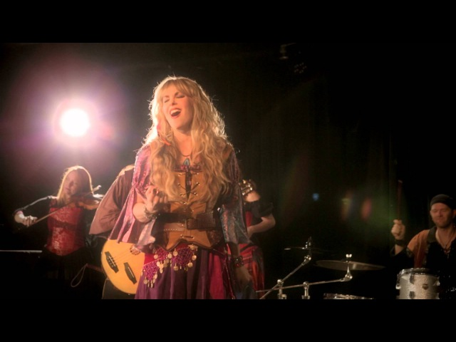 Blackmore's Night The Moon Is Shining Somewhere over the Sea Official Music Video