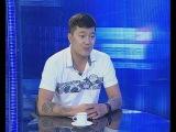 Гость в студии - Заслуженный артист Бурятии, заслуженный деятель искусств Монголии, Амархуу Борхуу