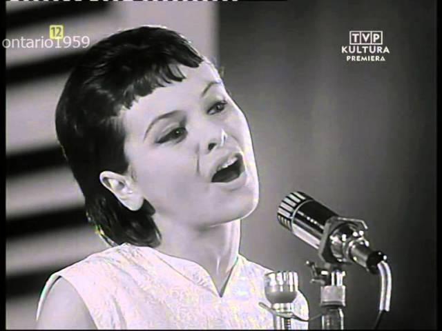Katarzyna Sobczyk - Biedroneczki są w kropeczki (TVP Sopot 1964)