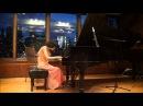 Lowell Liebermann's Sonata 1 in C. II. Presto. Nataliya Medvedovskaya, Pianist..