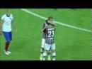 Rafael Sóbis chora abraçado com Edinho Fluminense Rebaixado 08 12 2013