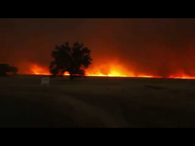 Valley Fire - California 09/12/15   Hidden Valley/Middletown Highway29