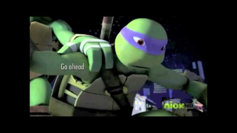 TMNT '12 || Donnie's Fate