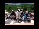 Наш отдых на мотоциклах в Дивноморске 2014