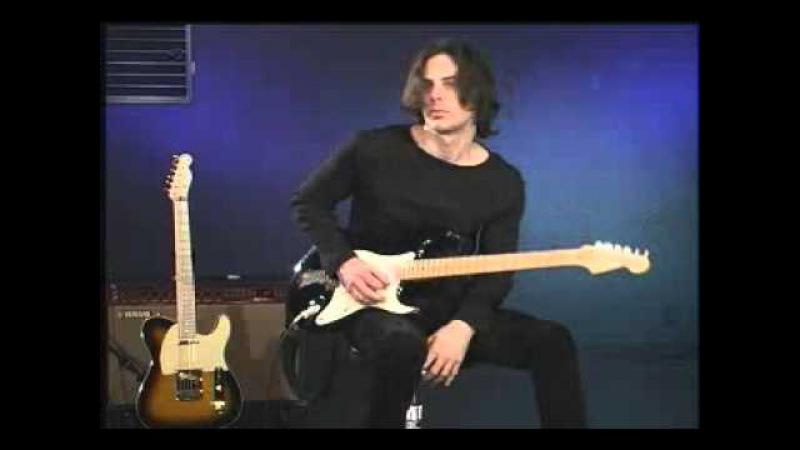 Richie Kotzen - Guitar Lesson