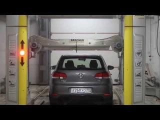 portal carwash KARCHER. портальная автомойка KARCHER