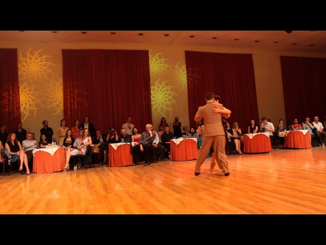 Elena Sergienko Eugene Kuchma (Tango). Kiev International Tango Festival 2015