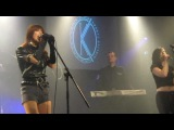 Kirlian Camera feat. Ulrike Goldmann - Eclipse - HD - LIVE Berlin Oct. 2011