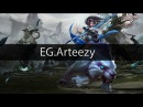 EG.Arteezy 16 KILLS MIRANA PRO GAMEPLAY