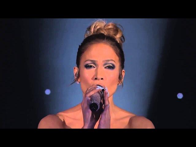 Jennifer Lopez 'Feel the Light' AMERICAN IDOL XIV