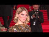SPECTRE World Premiere Red Carpet - Daniel Craig, Lea Seydoux, Monica Bellucci, Naomie Harris