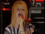 Paramore - Let The Flames Begin (Live Hard Rock Caf