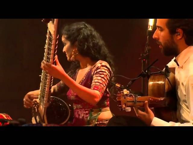 Anoushka Shankar - Traveller Live @ Festival Les Nuits de Fourviere, France [2012]