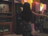 Roshana Nofret Bellydancing at Chit Chat