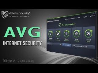 Avg Internet Security 2015 + KEY 2018