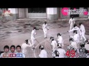 3 Olympian fencing masters VS 50 opponents