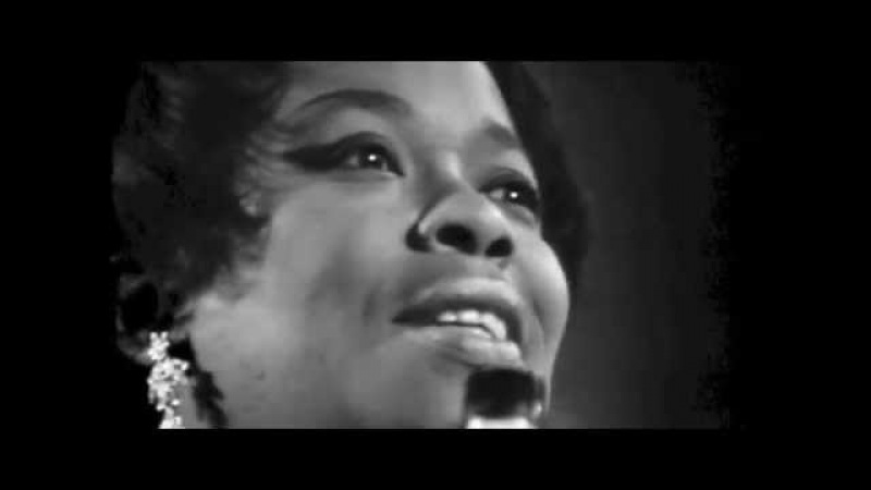 Sarah Vaughan ft The Bob James Trio - The Shadow Of Your Smile (Live from Sweden) 1967