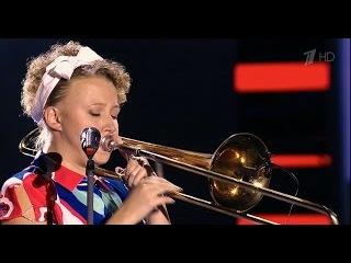 Алевтина Полякова - Hallelujah (Голос 4 2015) Слепое прослушивание