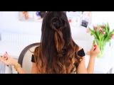СЕРДЕЧКО ИЗ ВОЛОС прическа на день Святого Валентина видео урок