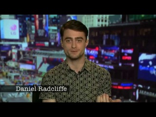 — A Young Doctor's Notebook - Daniel Radcliffe on Jon Hamm Playing the Same Role (Exclusive) - Ovation