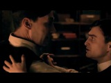A Young Doctor's Notebook - Daniel Radcliffe on Filming Jon Hamm Bathtub Scene (Exclusive) - Ovation