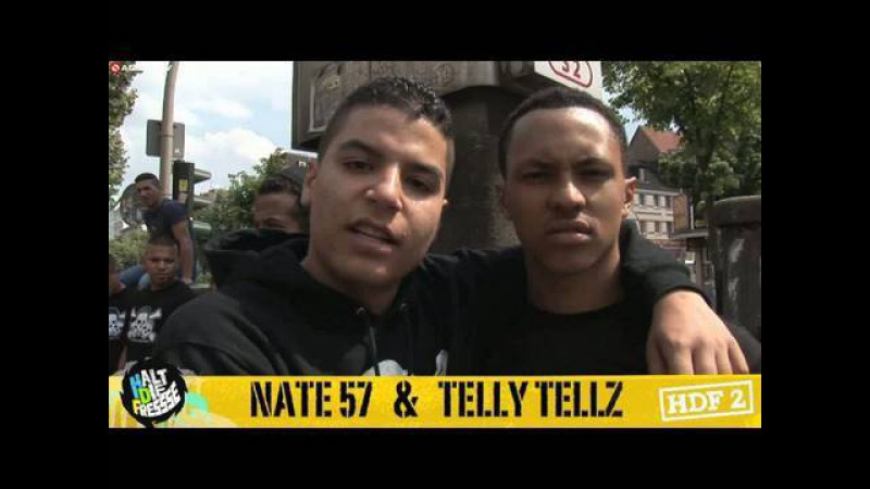 NATE57 TELLY TELLZ HALT DIE FRESSE 02 NR. 49 (OFFICIAL HD VERSION AGGROTV)