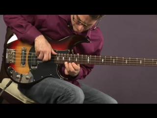 John patitucci - etude for 4th and 5th position, using triads, scales, chords