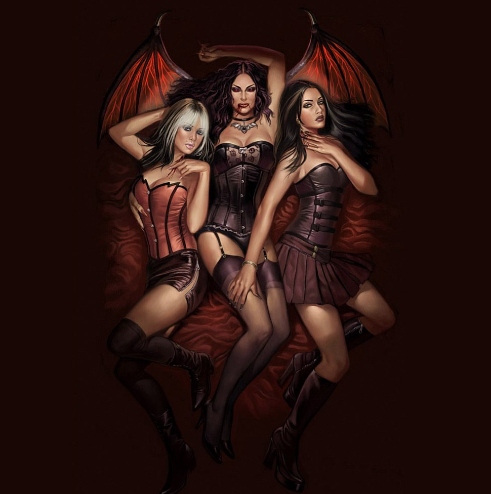 Ghoul gothic sexy girls porn movies
