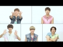 Show 140805 — 1theK ASK IN A BOX B1A4 SOLO DAY Sit-Down Dance Version