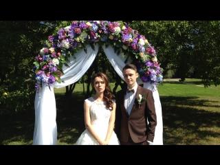 Отзыв о свадьбе в стиле