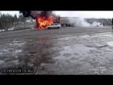 Очень жесткие аварии на дорогах России, дтп, регистратор, жесть