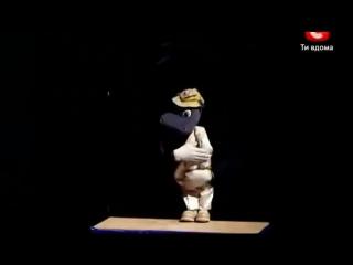 Классный танец бегемотика