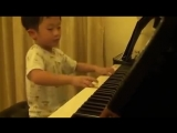 Amazing_ 4-Year-Old Boy Plays The Piano Better Than Most Professionals!