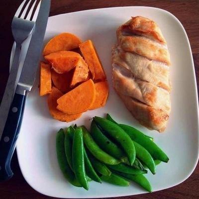 правильное питание чтобы похудеть и накачать мышцы
