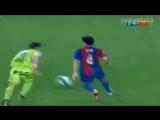 Лучший гол в истории футбола,в исполнении Лео Месси!