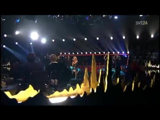 Shakira - Did It Again (Live Skavlan 2009)