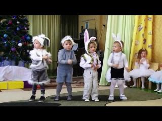 Танец мальчиков зайчиков - РЖАКА!