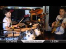 Jurassik funk - Igor Falecki (13y) drums Kamil Pyrek (12y) bass