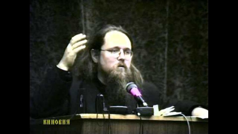 Диакон Андрей Кураев: Почему Бог воюет с богами?