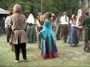 Tanz der Marktleute Burgspektakel Bad Bodenteich 2011
