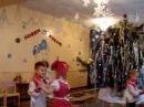 Танец Валенки Новый год младшая группа