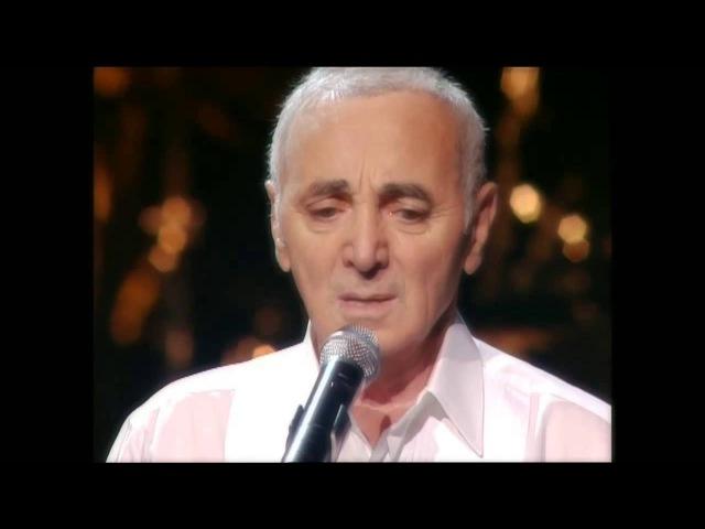 Concert de Charles Aznavour 2000, au palais des congrès ,Paris