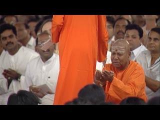 Sai Love No. 91 - Darshan in Prasanthi Nilayam end of 1990's