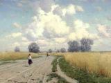 Сергей ЛЕМЕШЕВ - Пшеница золотая