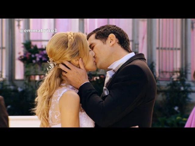 Violetta 3 - Germán y Angie se casan (03x80)