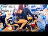 Paranagua Motos 2015 pt.2 MADNESS with Motorcycles Revs & Loud Exhausts