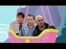 Три гея в корзине, не считая очень надувной училки ★『ŘΫŦƤ』