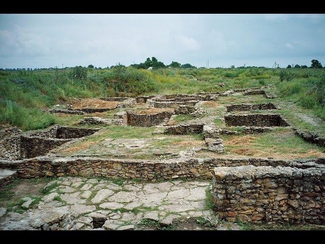 День Танаис путешествие по раскопкам вместе с экскурсоводом часть 2